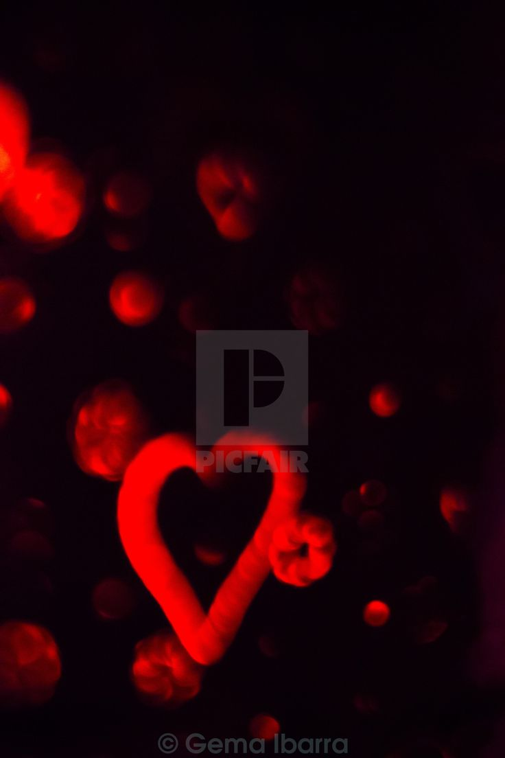 """Red Heart"" by Gema Ibarra at Picfair"