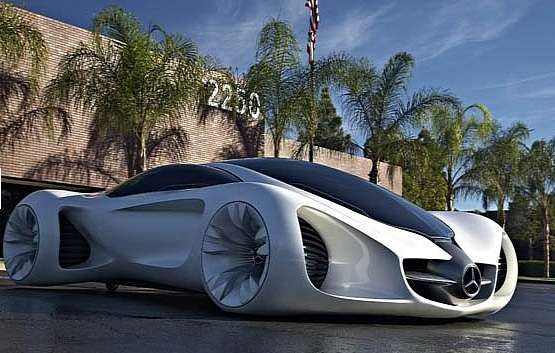 Sleek Customized Supercars : Biome Concept, Supercars, Mercedes , Customized