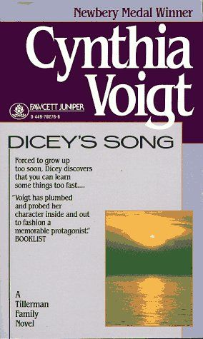 Dicey's SongWorth Reading, Dicey Finding, Book Worth, Cynthia Voigt, Dicey Songs, Book Won, Childhood Book, Songs Hye-Kyo, Book Covers