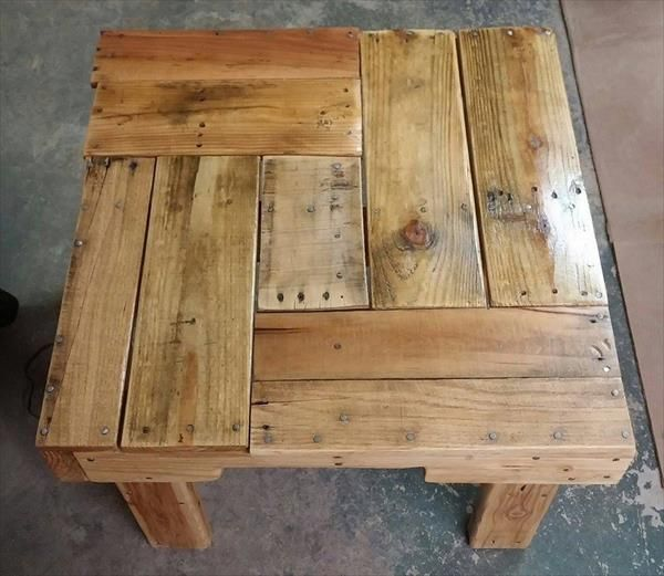 Farm Tables Made From Pallets | ... Desks For Our Pallet Furniture Office Desks For Our Pallet Furniture