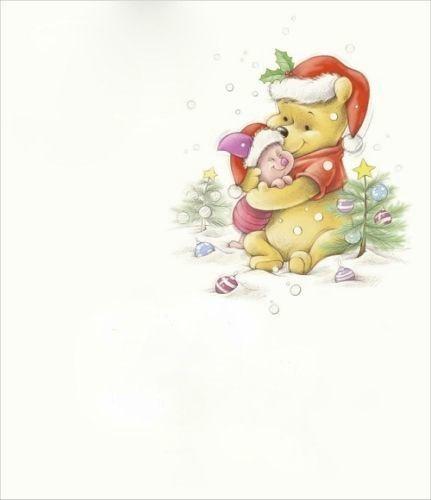 Christmas - Disney - Winnie-the-Pooh & Piglet
