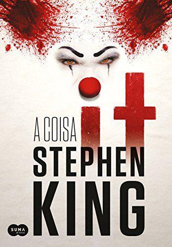 E-book It: A Coisa em promoção. O clássico de Stephen King em nova edição. Apenas R$11,96 http://amzn.to/2hxE5Tt