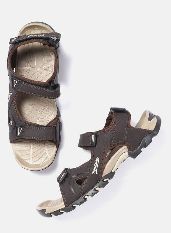 Buy Lee Cooper Tan Sandals Online