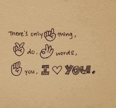 I Love you... | Share Inspire Quotes - Inspiring Quotes | Love Quotes | Funny Quotes | Quotes about Life