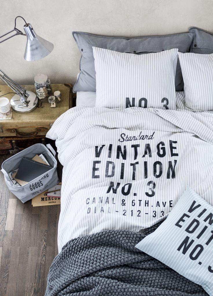 Masculine Bedroom Inspiration Vintage Bedding Vintage