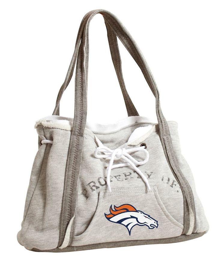 Denver Broncos Hoodie Purse - 8669910423 - Nfl Football Denver Broncos Purses Wristlets Totes