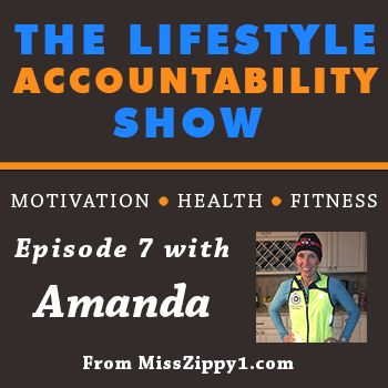 7: Endurance athlete, Amanda, shares her health and fitness story - @Amanda Snelson Loudin