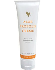 Forever Aloe Propolis Creme Art. 51 http://shop.hausstauballergie.ch/product_info.php?info=p54_forever-aloe-propolis-creme-art--51.html