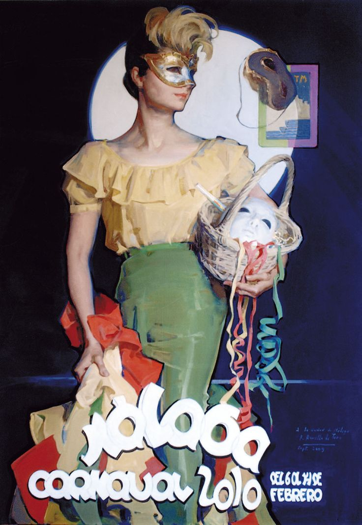Cartel Carnaval 2000 - MUSEO REVELLO DE TORO