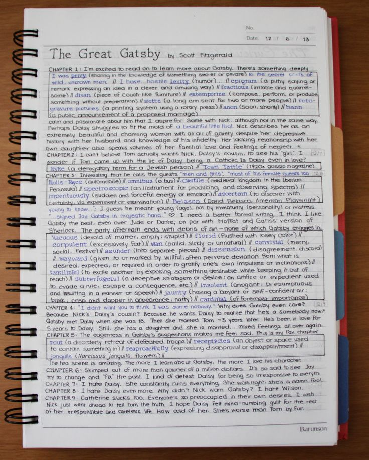 imgur: interesting use of bullet journal technique for study notes.