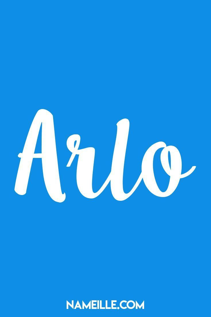 Arlo - Boy Name | Meaning and Origin - Babble