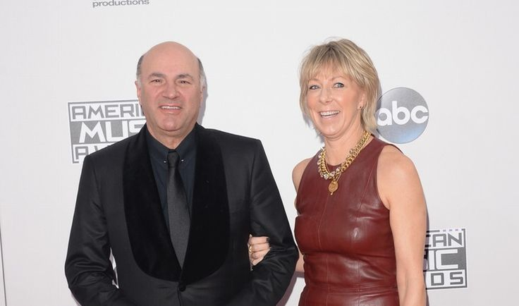 Who Is Kevin O'Leary's Wife? Linda Is Mrs. Wonderful & Totally Lives Up To The Name