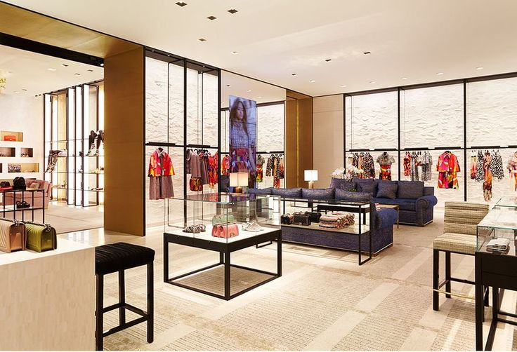 Photos: Chanel's Revamped South Coast Plaza Store Goes Under the Sea - Racked LA