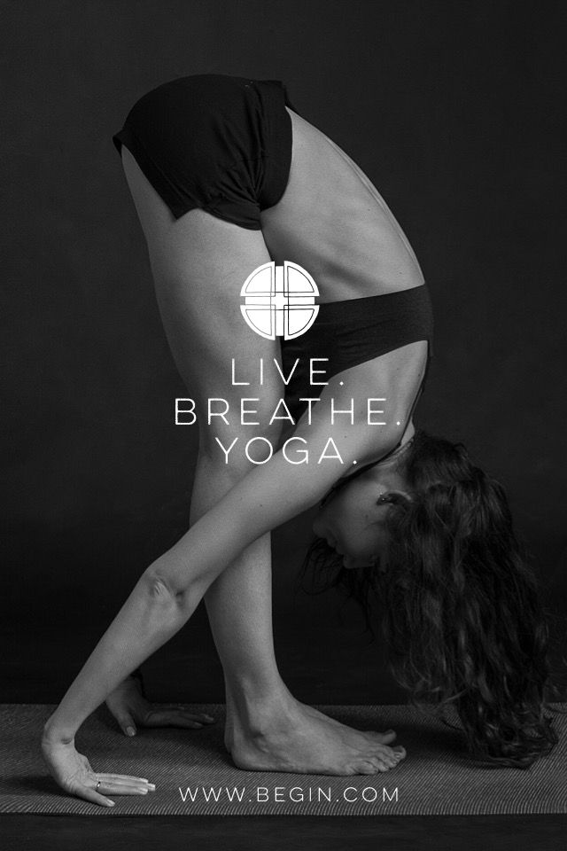 Live. Breathe. Yoga.   Collect and edit this pin today with Over.  #madewithover