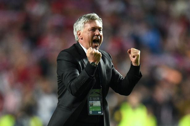 Manchester United: Carlo Ancelotti refusing to rule out Reds move as he plots return to football - Manchester Evening News