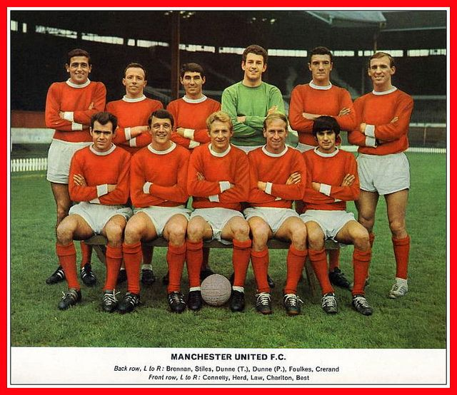 Manchester United -1963 - 64  