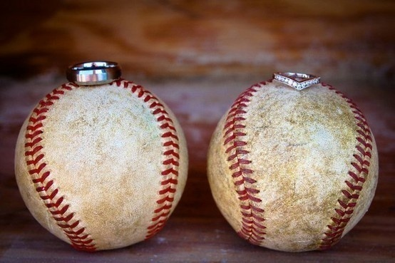 rings wedding-rings-traditions wedding-rings-traditions beauty wedding: Baseball Rings, Soccer Ball, Cute Ideas, Baseball Wives, Personalized Rings, Baseball Wedding, Photo, Baseball Players, Wedding Rings Traditional