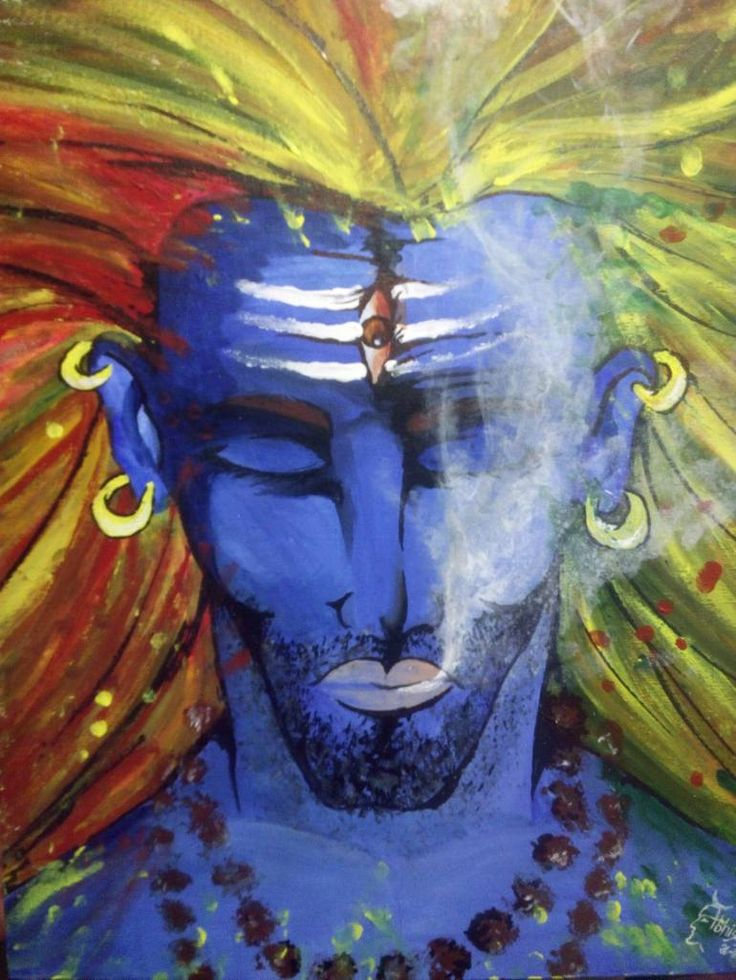 shiva abstract art - Google Search