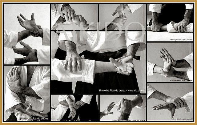 Aikido - Técnicas | by INFOAIKIDO
