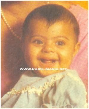 Kajol childhood photos | PINKVILLA