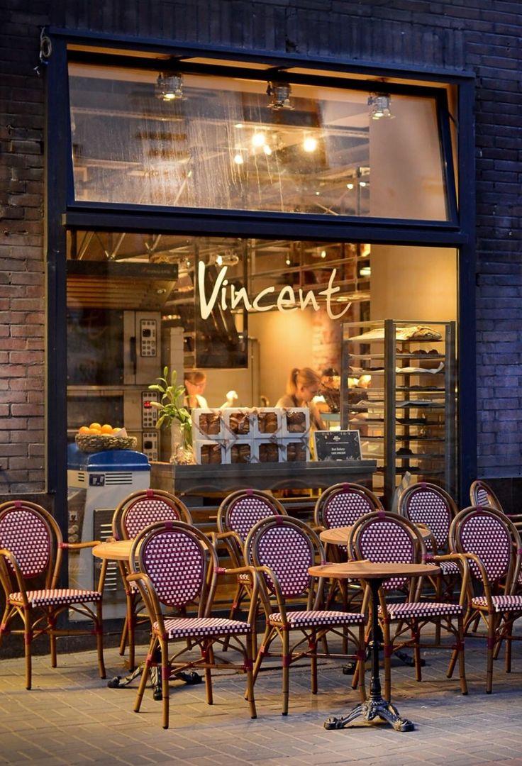 Café Vincent - Warsaw, Poland