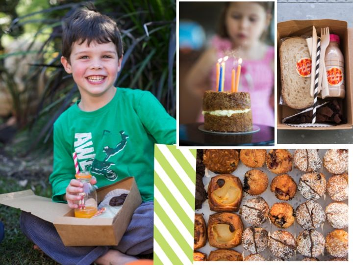 Give your kids and your guests the gift of soul food at your next party. Wholesome and handmade by Bourke Street Bakery. www.bourkestreetbakery.com.au