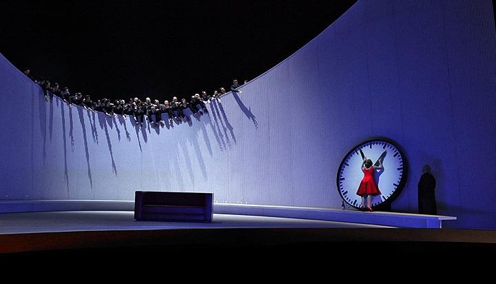 La Travita, staged by Willy Decker