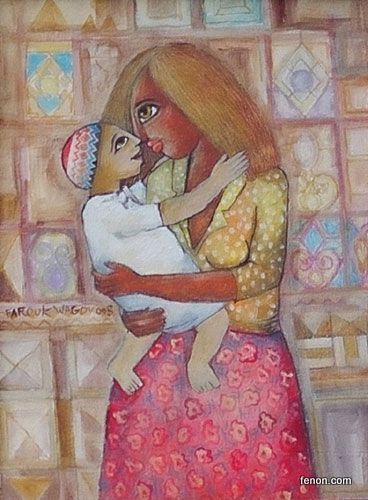 Fine Art of farouk-wagdy on www.fenon.com