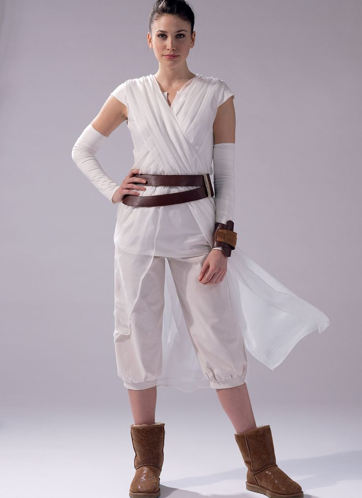 Star Wars Costume | Pattern 7421 | Mcall's Summer 2016
