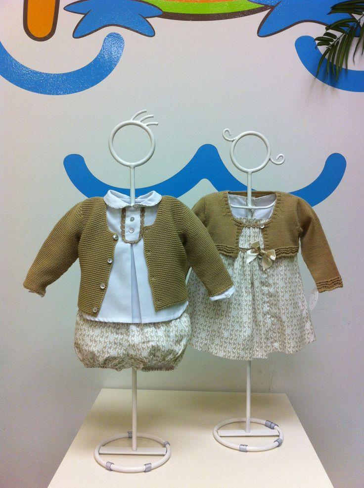 Conjuntos para niño y niña
