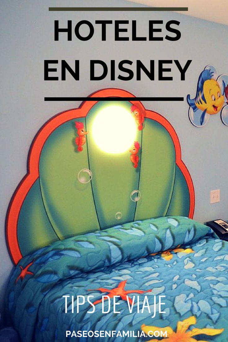 Hoteles en @waltdisneyworld . Vacaciones en Disney. Tips para viajar a Disney.