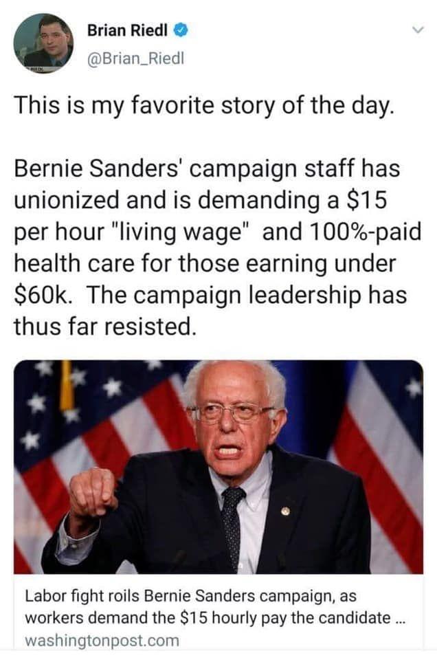 Pin By Natalie Narrin On Misc Bad Memes Strong Words Bernie Sanders
