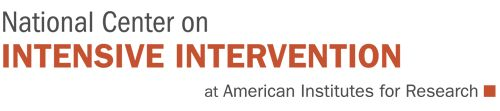 National Center on Intensive Intervention at American Institutes for Research