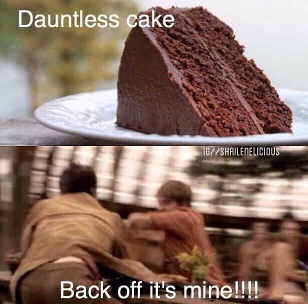 I'm dying ~Divergent~ ~Insurgent~ ~Allegiant~