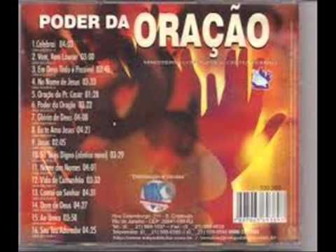 CD PODER DA ORAÇÃO COMPLETO (COMUNIDADE CRISTA DE GOIÂNIA)