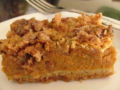 Pumpkin Pie Crumble Cake: Food Desserts, Save Rooms, Pumpkins, Cakes Recipes, Pumpkin Pies Cakes, Crumble Cakes, Pies Crumble, Thanksgiving Desserts, Desserts Pumpkin Pies