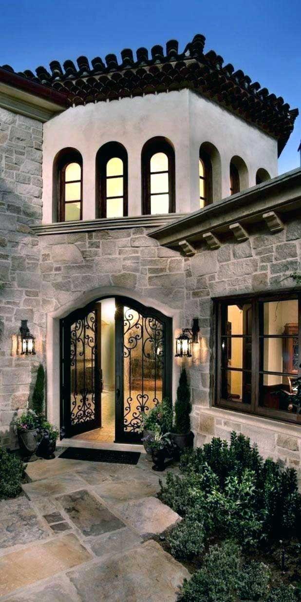 51 Calm Artistic Tuscan Interior Design Spanish Style Homes Tuscan House Mediterranean Homes