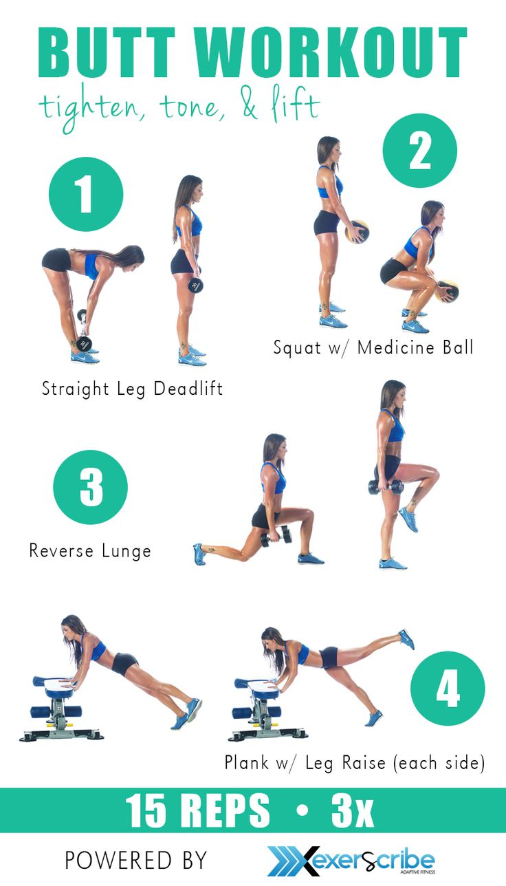 Best Butt Lifting Exercise 60