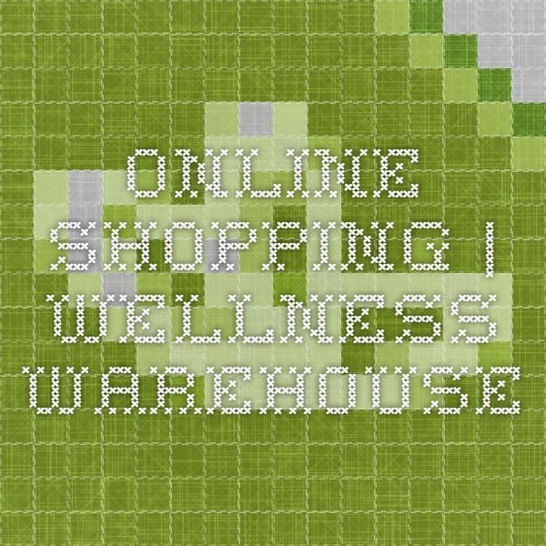 Online Shopping | Wellness Warehouse
