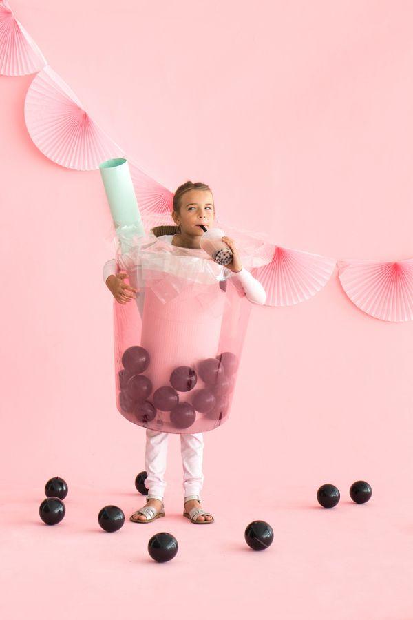 Boba Tea Costume | Oh Happy Day!