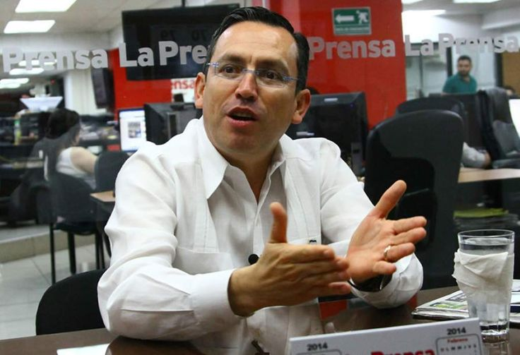 Extitular del BCH, Marlon Tabora quien ahora es el nuevo director del BID para Centroamérica y Belice. Foto de archivo.