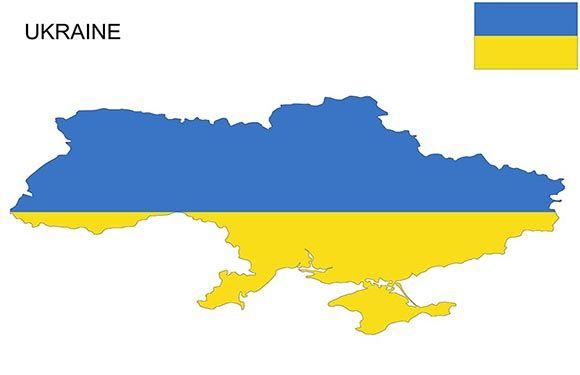 Pin By Nicolas Jedlicka On Staty In 2020 Ukraine Flag Ukraine Map