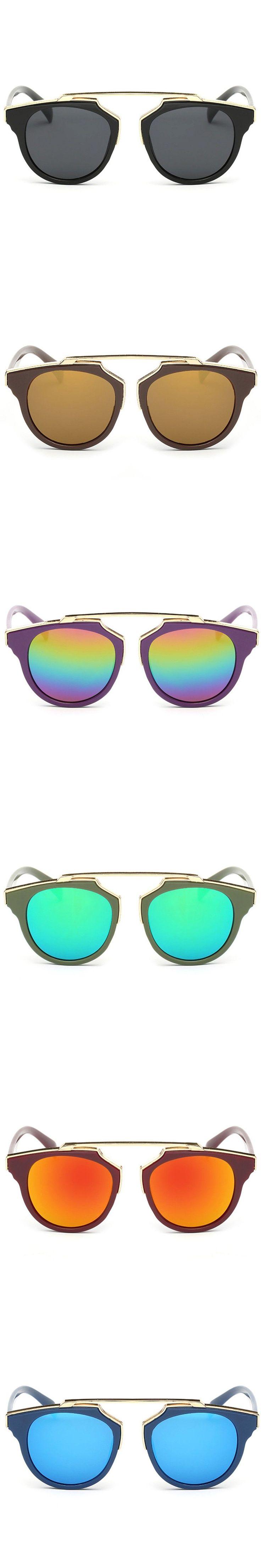 HOT Brand New Design 2016 Summer Vintage Kids Sunglasses Children Oversized Steampunk Sun Glasses Eyewear gafas de sol mujer Z2