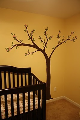 17 best images about tree templates on pinterest trees for Cherry blossom mural works