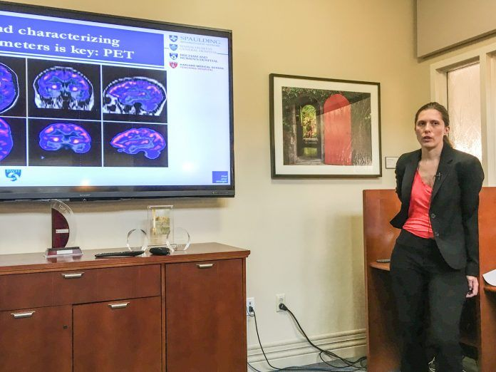 Visiting Harvard physician sheds new light on Lyme disease. On a visit to Martha's Vineyard Hospital, Dr. Nevena Zubcevik challenged conventional diagnosis and treatment of tick-borne diseases.