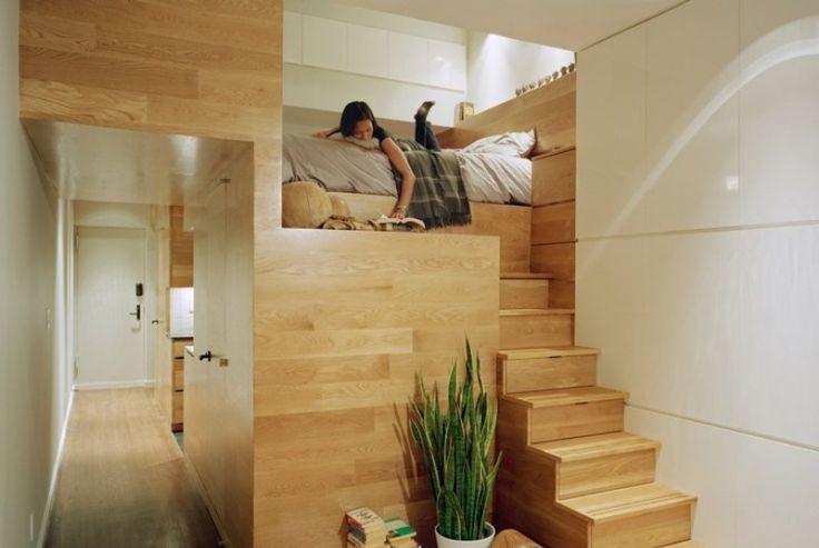 BZCasa Magazine - http://mag.bzcasa.it/abitare/arredamento/il-letto-matrimoniale-lo-metto-sul-soppalco-e-risparmio-spazio-5056/