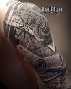 5,315 Likes, 65 Comments – ARTIST: MIGUEL BOHIGUES (Video Tattoo.miguelbohigues) … – Tatoo