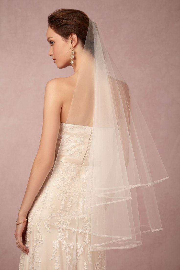 11 mejores imágenes de veils en Pinterest | Velos de novia, Vestidos ...