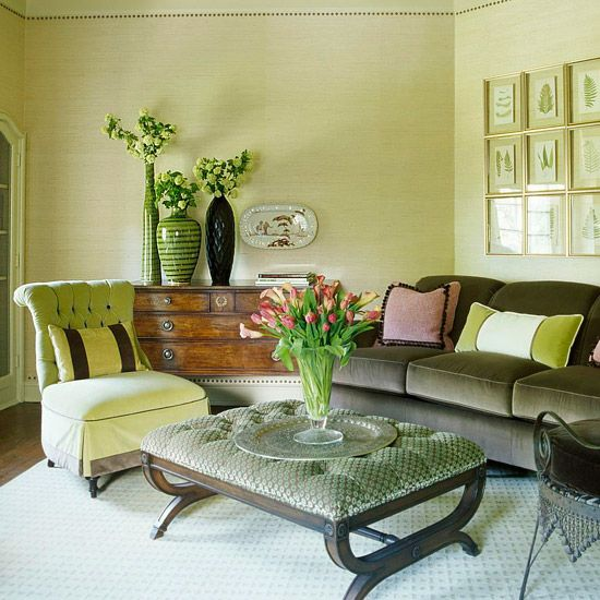 28 Best Images About Wall Colours On Pinterest Olive Green Walls Dark Brown Sofas And Living
