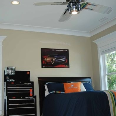Automotive Bedroom   Contemporary   Kids   Charleston   By Priesteru0027s  Custom Contracting, LLC